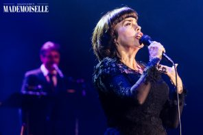 Mireille Mathieu, legendarna francuska piosenkarka w Gdyni