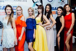 Kolacja Kandydatek Miss Północy 2016