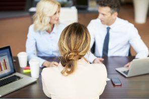 Jak kobiety utrudniają sobie pracę i awans…