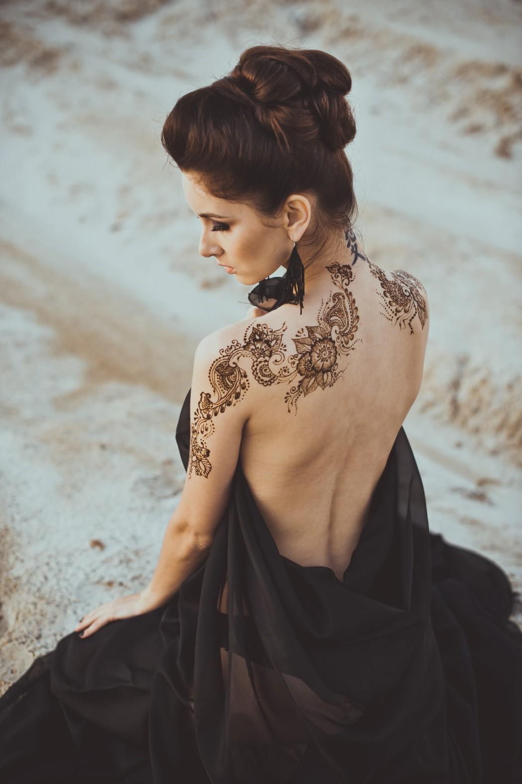 Tatuaż Moda Styl życia Czy Filozofia Magazynkobietpl