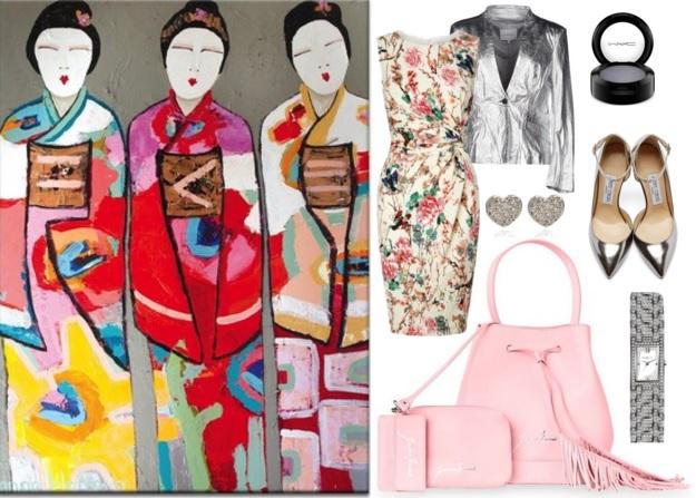 magazynkobiet.pl - 1 - JAPAN MEETS EUROPE – zapowiedź nowej kolekcji Joanny Kruczek