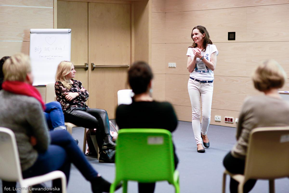 magazynkobiet.pl - fot Lucyna Lewandowska PROGRESSteron Magazyn Kobiet - Wywiad z Organizatorkami PROGRESSteronu