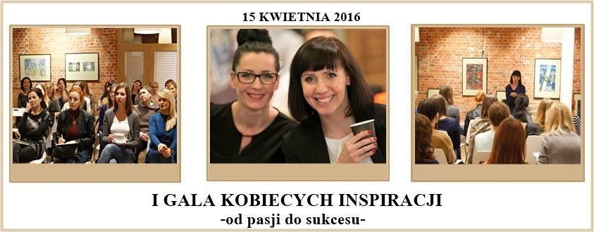 magazynkobiet.pl - Gala Kobiecych Inspiracji plakat - I Gala Kobiecych Inspiracji