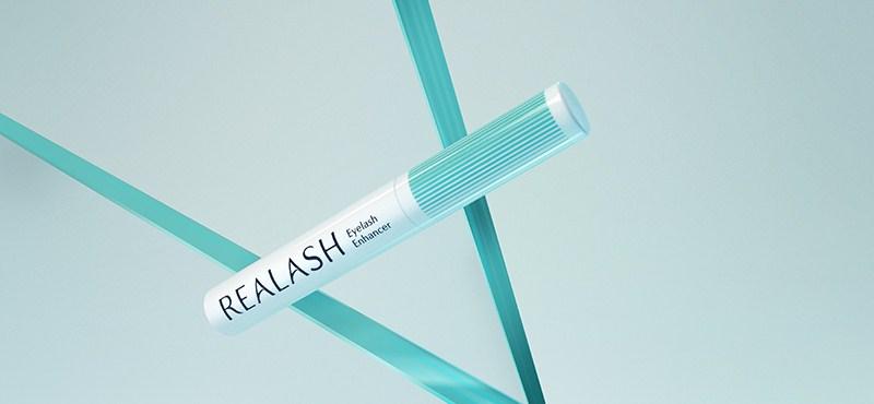 magazynkobiet.pl - Realash kompozycja 03 - Zachwycaj długimi i gęstymi rzęsami dzięki odżywce REALASH