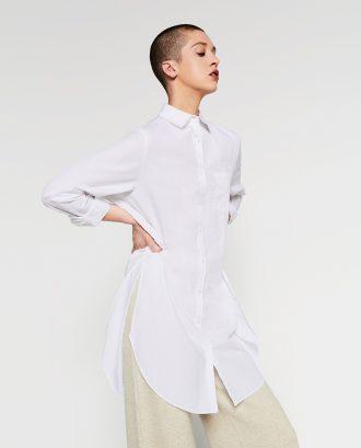 magazynkobiet.pl - biala koszula zara2 330x409 - Wariacje na temat białej koszuli