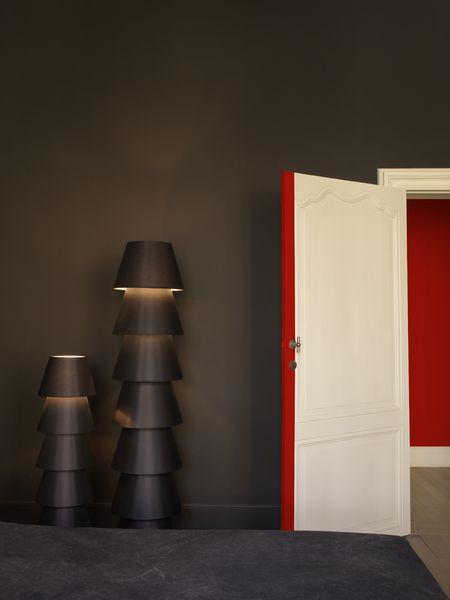 magazynkobiet.pl - mrozona czekolada dulux - Pomysł na oryginalną ścianę