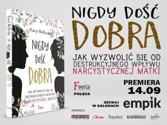 """magazynkobiet.pl - nigdy dosc dobra 2048x1536charktery1 330x248 - Keryl McBride - """"Nigdy dość dobra"""""""