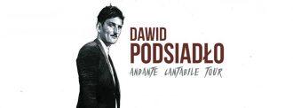 magazynkobiet.pl - 1636440  kr 330x122 - Dawid Podsiadło / Andante Cantabile Tour