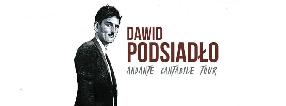 magazynkobiet.pl - 1636440  kr - Dawid Podsiadło / Andante Cantabile Tour