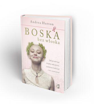 magazynkobiet.pl - Boska bez włoska 3D 330x366 - BOSKA BEZ WŁOSKA – Andrea Hutton. KOMPLEKSOWA POMOC W WALCE Z RAKIEM PIERSI