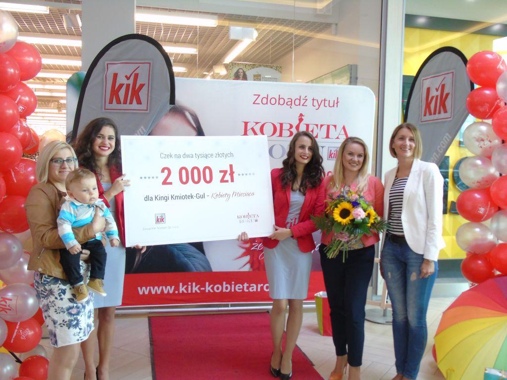 magazynkobiet.pl - kik kobieta roku sierpien 2016 01 - Kobieta Miesiąca, dla której nie ma rzeczy niemożliwych