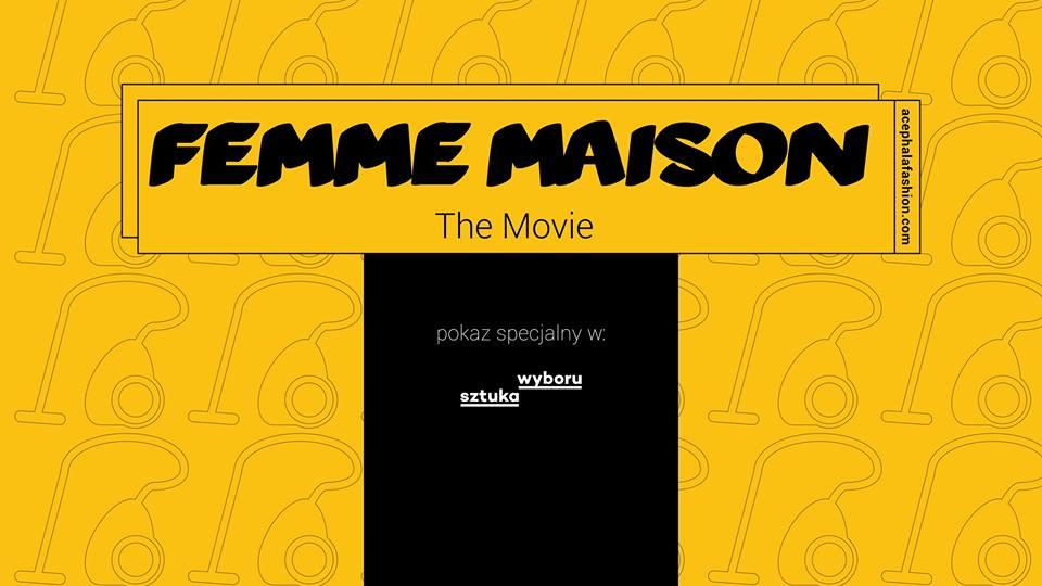magazynkobiet.pl - 16114441 1384699848248015 1186158898143987306 n - Pokaz specjalny filmu Femme Maison