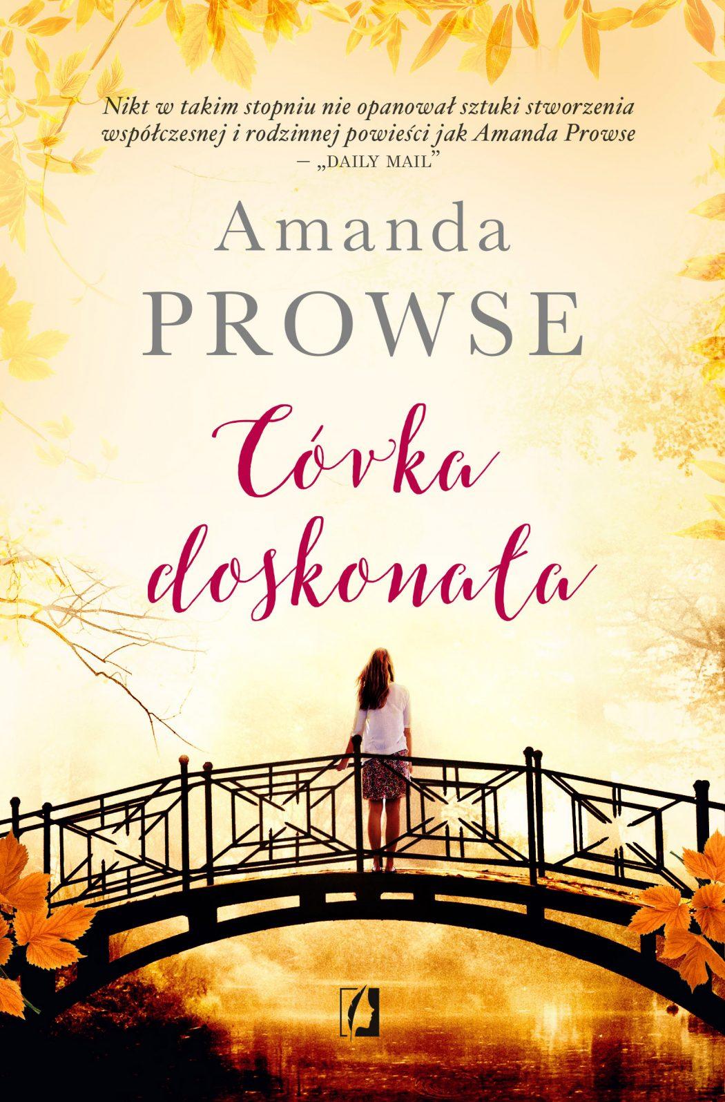 magazynkobiet.pl - Córka doskonala 300 1050x1595 - Córka idealna - Amanda Prowse
