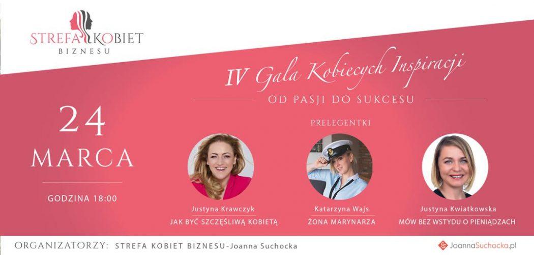 """magazynkobiet.pl - 34 1050x501 - IV GALA KOBIECYCH INSPIRACJI"""" -od pasji do sukcesu"""