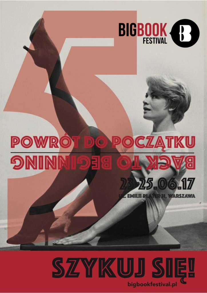 magazynkobiet.pl - BBF 2017 pierwsza komunikacja - Big Book Festival po raz piąty!