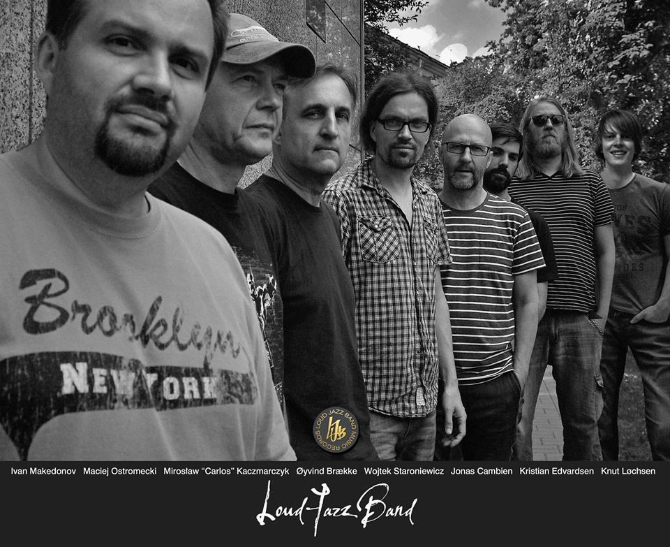 magazynkobiet.pl - LoudJazzBand foto - Koncert Loud Jazz Band
