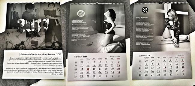 magazynkobiet.pl - kalendarz - Ekonomia społeczna w innym formacie, czyli niezwykłe kobiety w niezwykłym kalendarzu
