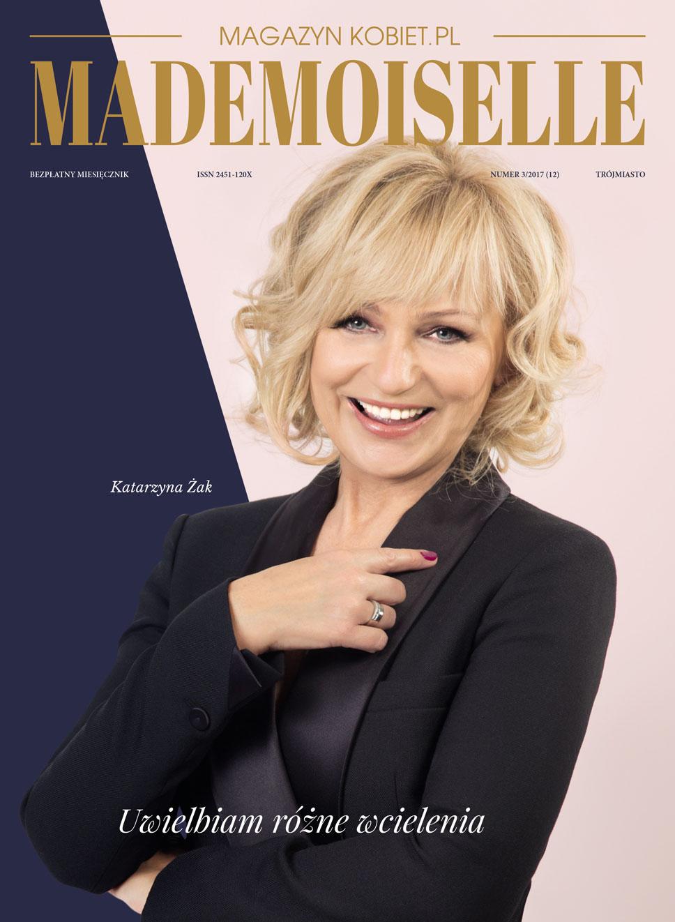 magazynkobiet.pl - mademoiselle marzec - MAGAZYN KOBIET - Mademoiselle 3/2017