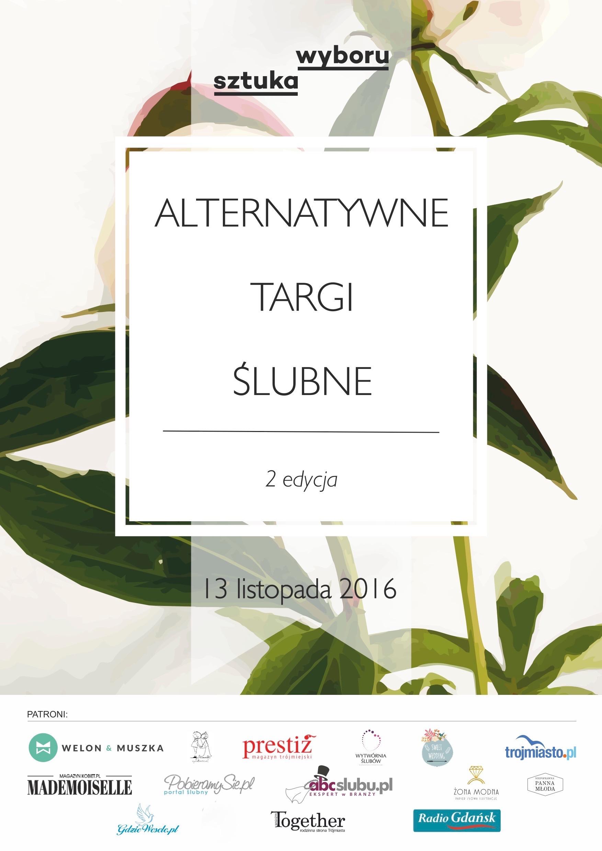 magazynkobiet.pl - plakat drugaedycja - Alternatywne Targi Ślubne
