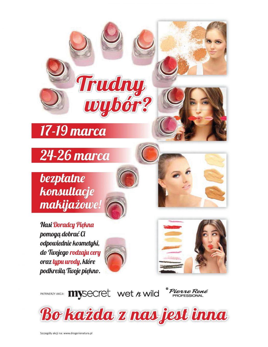 magazynkobiet.pl - Konsultacje makijazowe Natura 1050x1359 - Bezpłatne konsultacje makijażowe w drogeriach Natura