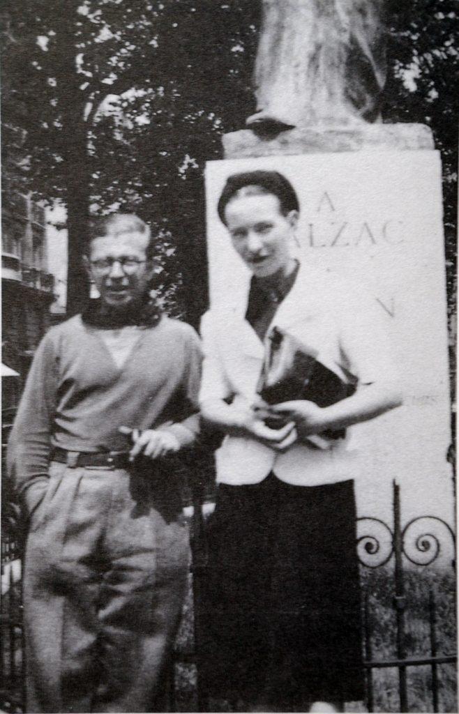 magazynkobiet.pl - simone 1 658x1024 - Simone de Beauvoir – francuska pisarka, feministka, filozofka