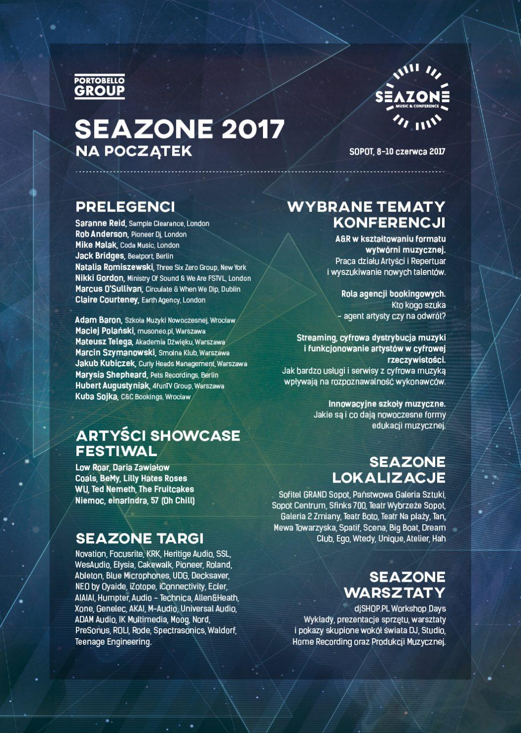 magazynkobiet.pl - smc ogłoszenie 01 1050x1477 - SeaZone Music & Conference, Sopot 8-10 czerwca 2017
