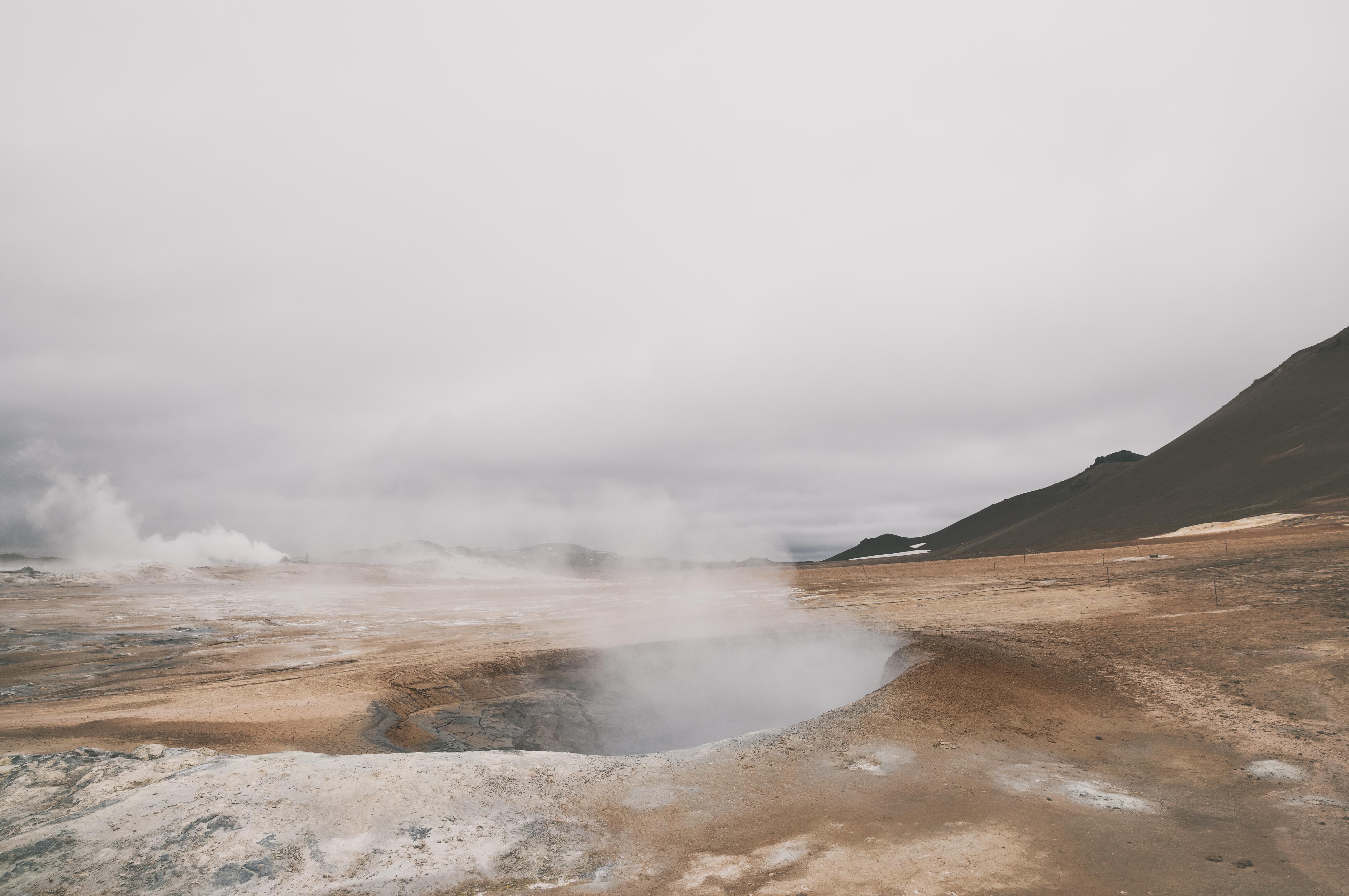 magazynkobiet.pl - 3 Obszar geotermalny Hverir - Zapiski z Północy, część 3. Islandia – miejsca magiczne