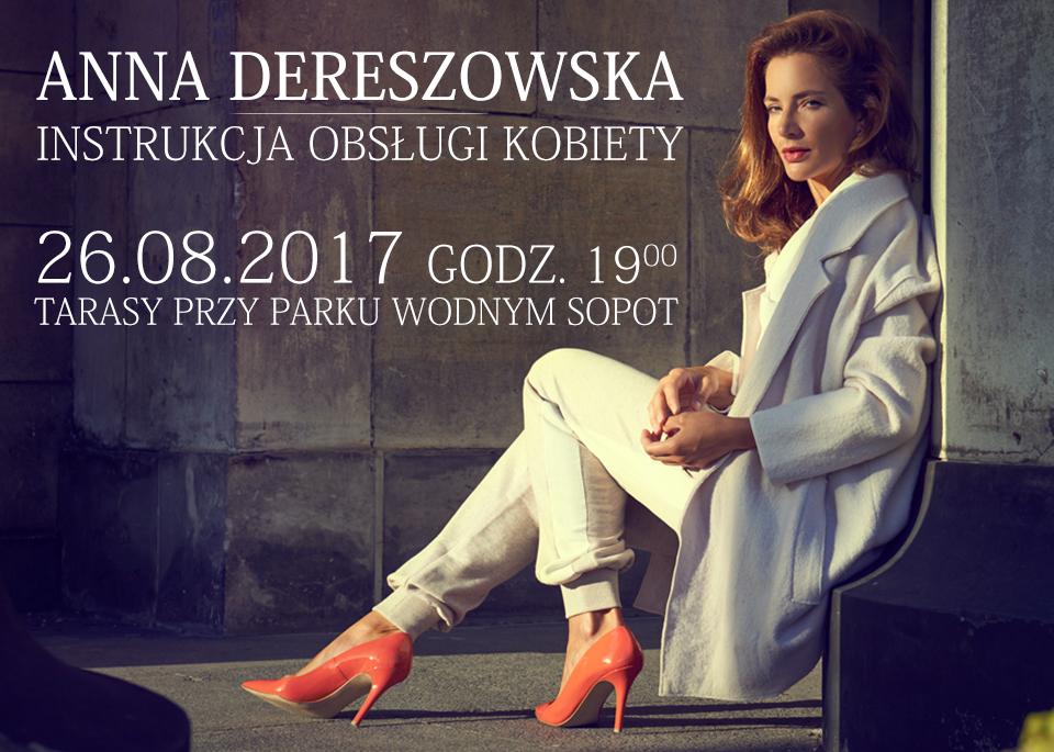 """magazynkobiet.pl - Together Dereszowska 960x685 - """"Instrukcja obsługi kobiety"""" – wyjątkowy recital wybitnej aktorki – Anny Dereszowskiej"""
