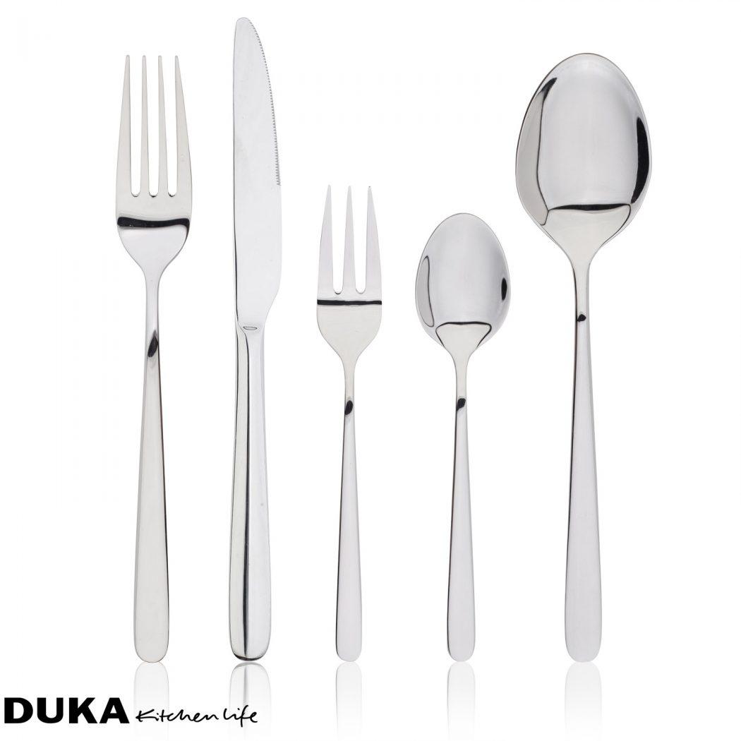 magazynkobiet.pl - zestaw sztuccow 60 el dukapolska com 31 1050x1050 - Złote motywy w kuchni - z czym je łączyć?