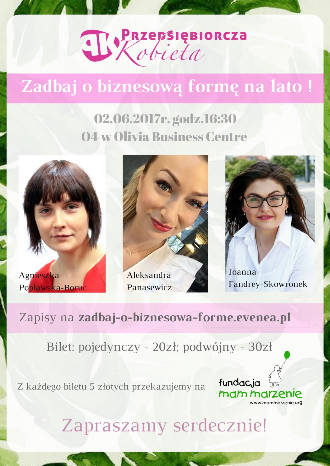 magazynkobiet.pl - Zadbaj o biznesową formę na lato Przedsiębiorcza Kobieta 1050x1485 - Zadbaj o biznesową formę na lato!