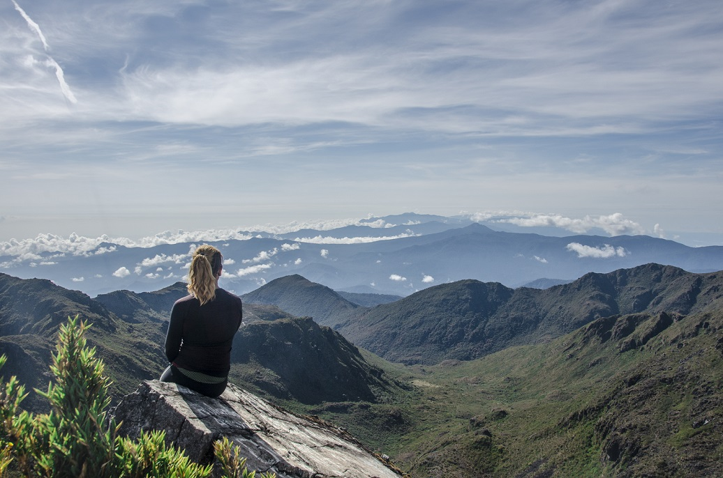 magazynkobiet.pl - Cerro Chirripo w Kostaryce - Zawód: podróżniczka. Rozmowa z Anitą Demianowicz