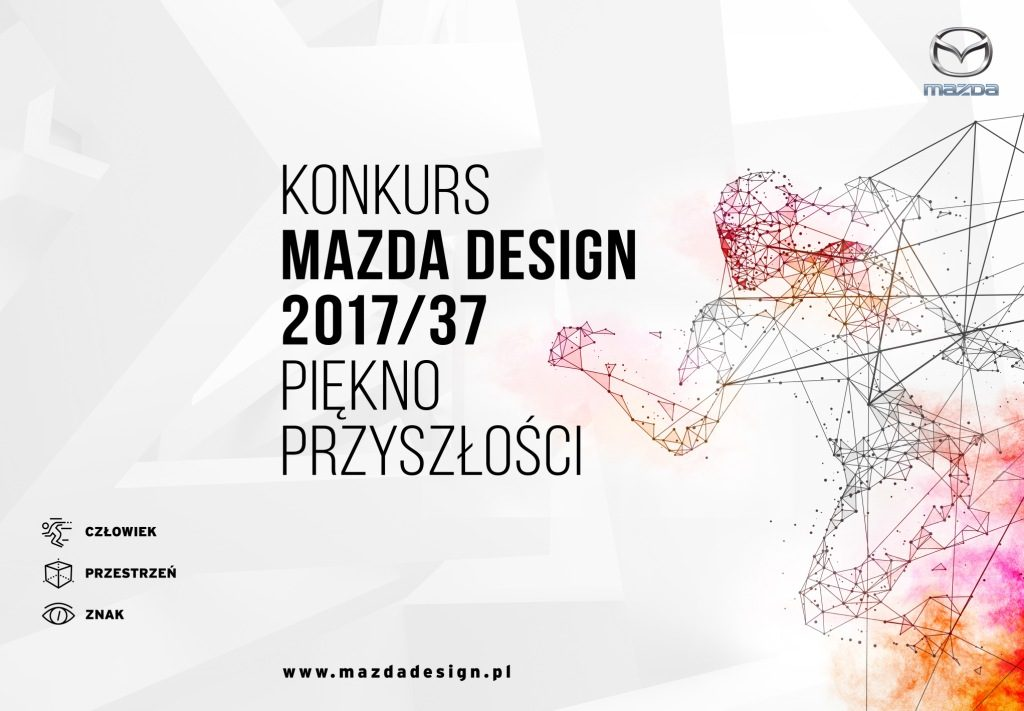 magazynkobiet.pl - MD 2017 plakat net 1024x711 - Mazda Design 2017/37 – Piękno przyszłości