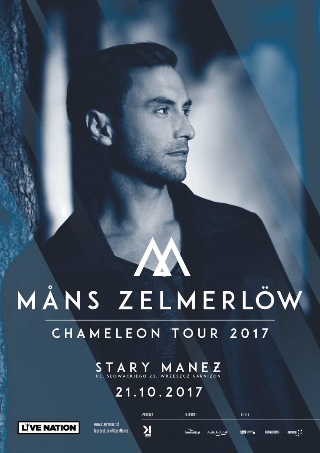 magazynkobiet.pl - MansZelmerlow StaryManez B1 view2 1 1050x1485 - MÅNS ZELMERLÖW WYSTĄPI 21 PAŹDZIERNIKA 2017 W GDAŃSKIM STARYM MANEŻU !!!