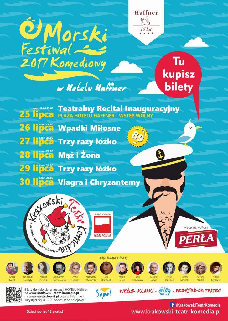 magazynkobiet.pl - morski festiwal komediowy w Hotelu Haffner 728x1024 - Morski Festiwal Komediowy