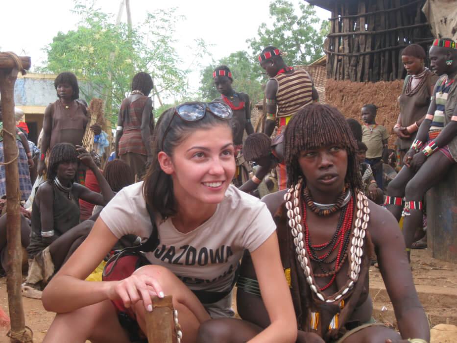 """magazynkobiet.pl - IMG 6691 - """"Można wyjechać z serca Afryki, ale nie da się wyrzucić Afryki z serca człowieka"""". Rozmowa z Ewą Chojnowską"""