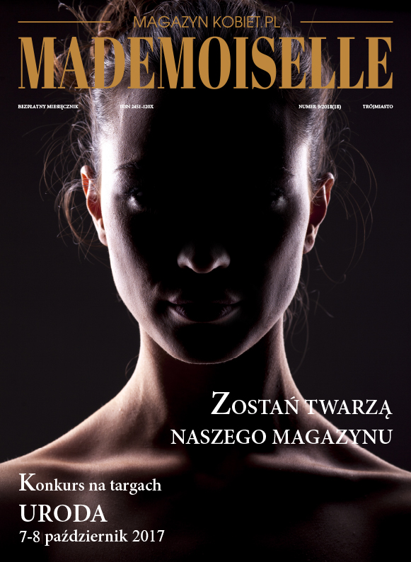 magazynkobiet.pl - mademoiselle okladka twarz targi urodapoprawka - Konkurs - Zostań Mademoiselle