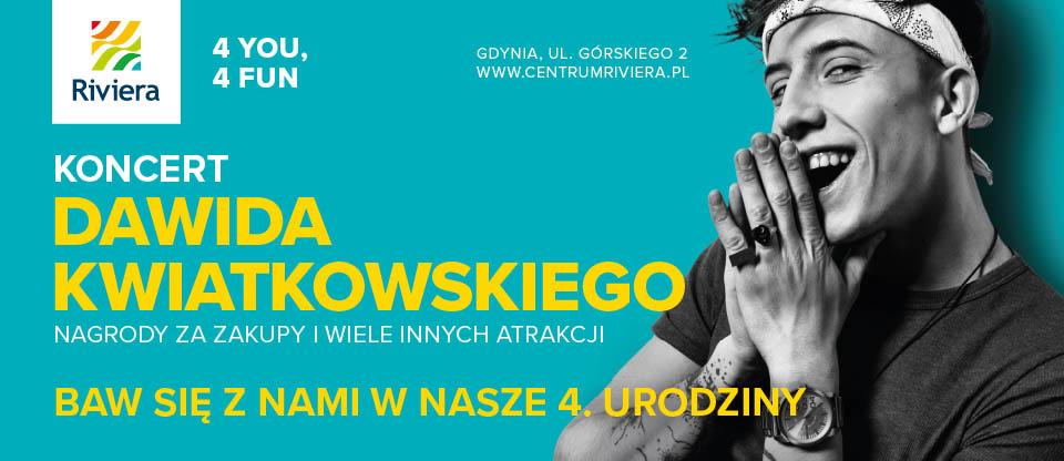 magazynkobiet.pl - RIV 4 urodziny banery na portale 960x416 - 4YOU-4FUN – 4. Urodziny Centrum Riviera