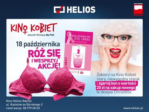 magazynkobiet.pl - helios kinokobiet stanik 500x375px v1 gdynia - Kino Kobiet w Helios Gdynia