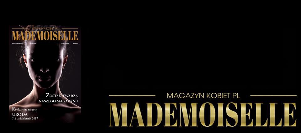 magazynkobiet.pl - naglowekpoprawka - Konkurs - Zostań Mademoiselle