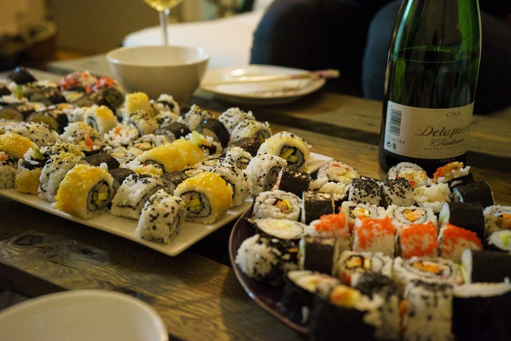 magazynkobiet.pl - sushi10 1050x701 - Wielka opowieść o sushi