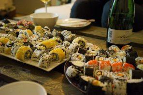 Wielka opowieść o sushi