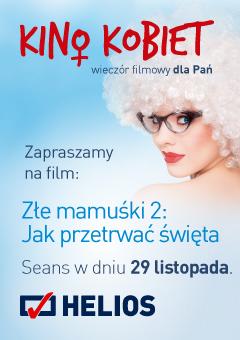 """magazynkobiet.pl - gdynia 240x340 kino kobiet 01 1 - """"ZŁE MAMUŚKI 2. JAK PRZETRWAĆ ŚWIĘTA"""" w KINIE KOBIET"""