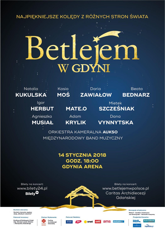 magazynkobiet.pl - PLAKAT GDYNIA 1050x1527 - Betlejem w Polsce 2017/2018 - Kupując bilet, pomagasz!