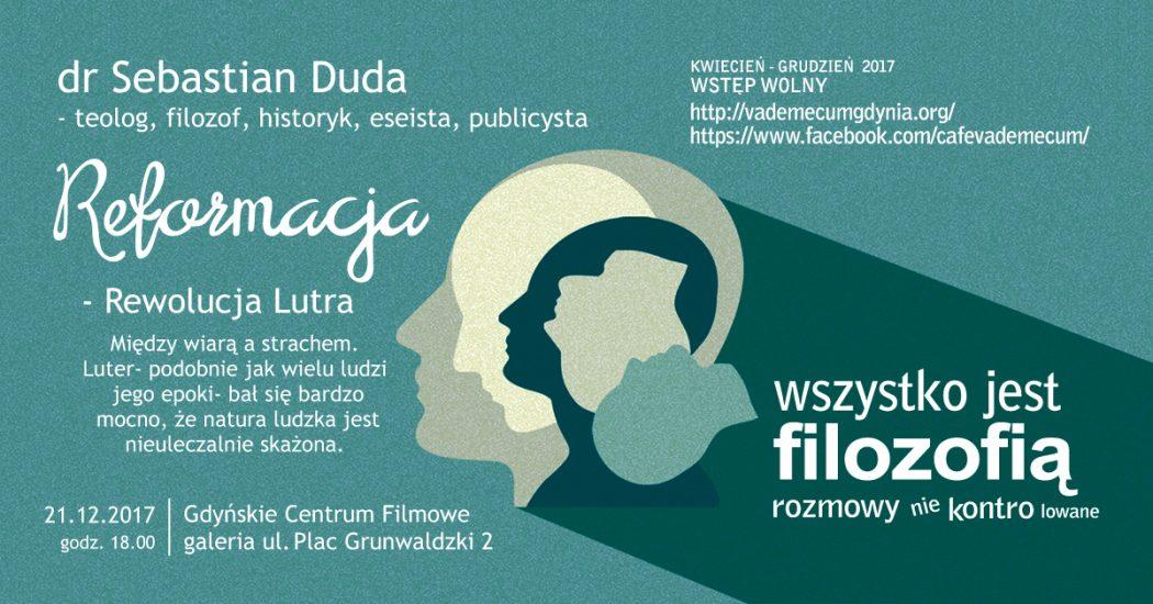 magazynkobiet.pl - sebastian duda filozofia 1050x550 - Wszystko jest filozofią - rozmowy niekontrolowane. Doktor Sebastian Duda