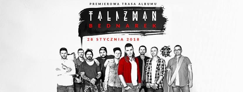 """magazynkobiet.pl - 21761440 10154692564191883 1880347276443590216 n - BEDNAREK Premierowa trasa albumu """"TALIZMAN"""""""