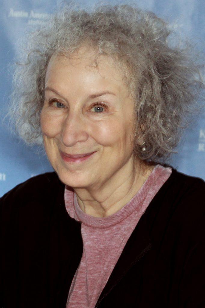 Margaret Atwood mademoiselle