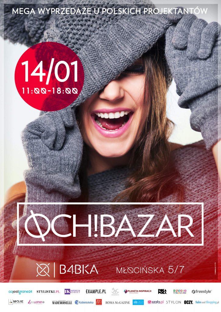 magazynkobiet.pl - ochbazar 1401 726x1024 - Och! Bazar MEGA Wyprzedaże u polskich projektantów