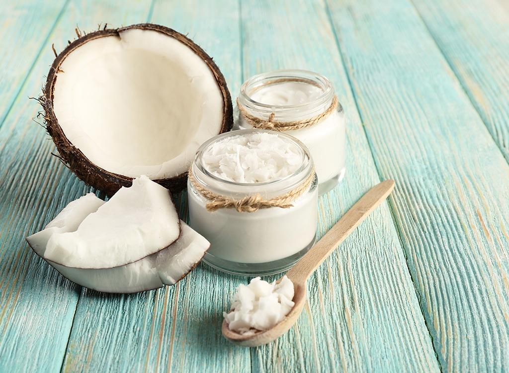 olejek kokosowy w kosmetykach