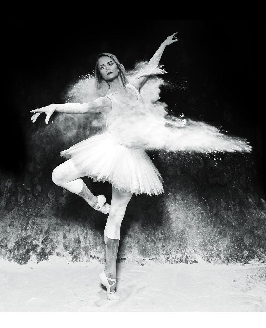 magazynkobiet.pl - Agnieszka Janura balet - Agnieszka Janura - KTO RAZ SPRÓBUJE, nie będzie mógł przestać.