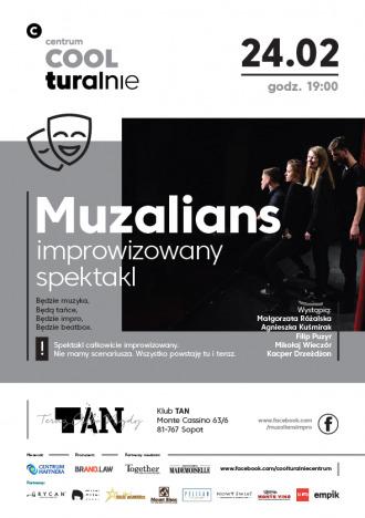 magazynkobiet.pl - Stand up improwizacje5812 330x468 - Muzalians - spektakl improwizowany